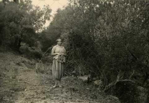 Femme algérienne