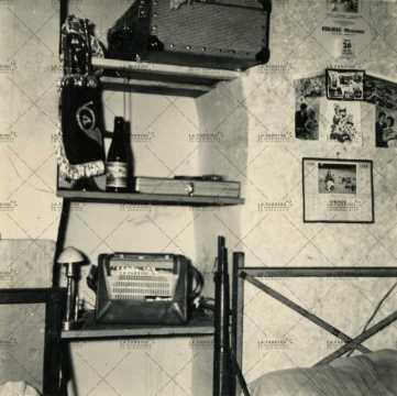 Chambre d'un soldat