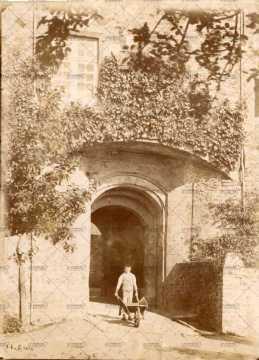 Saint Sauveur le Vicomte Emile vers 1895