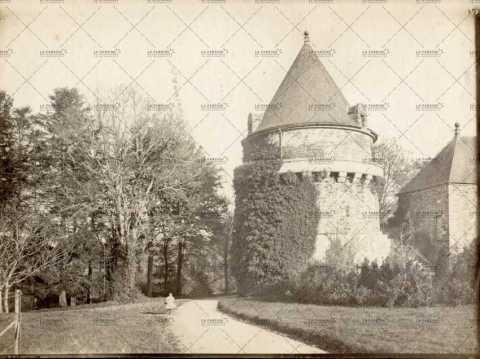 Agneaux, château Sainte-Marie