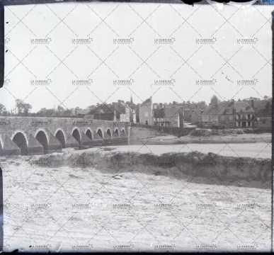 Pont avec arches