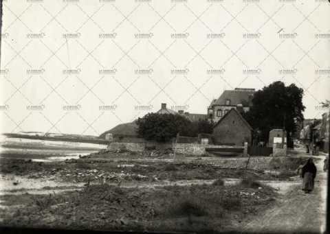 Carteret, au début du XXe siècle
