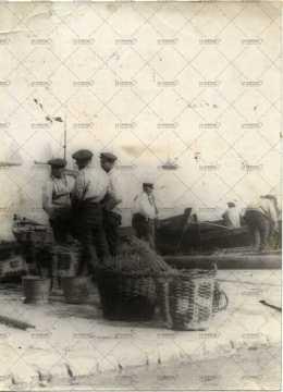 Grandcamp, au début du XXe siècle