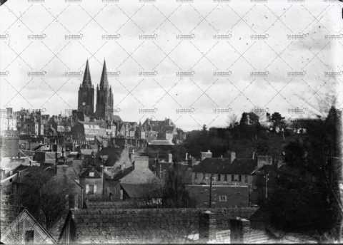 Saint-Lô, début XXe siècle