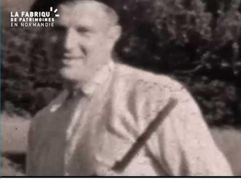 1940, les foins avec Robert Versault
