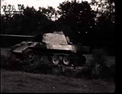 1944, la guerre à la Bellière