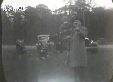 Août 1930, cérémonie religieuse