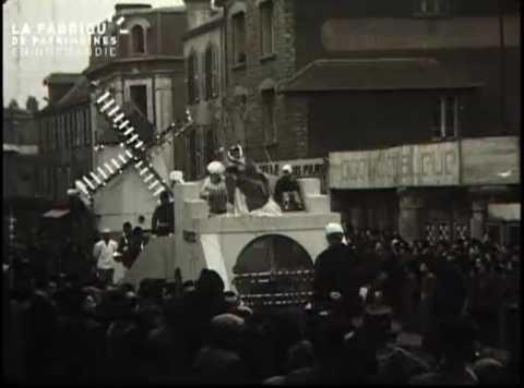 1952, Carnaval de Granville