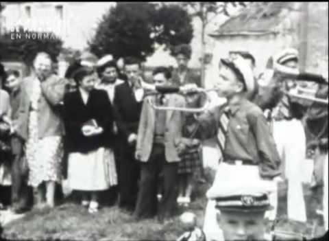 1953, Carpiquet