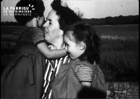 1954, baptême