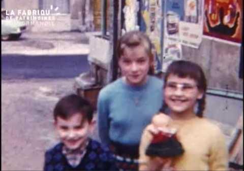 Mont-Saint-Michel, années soixante