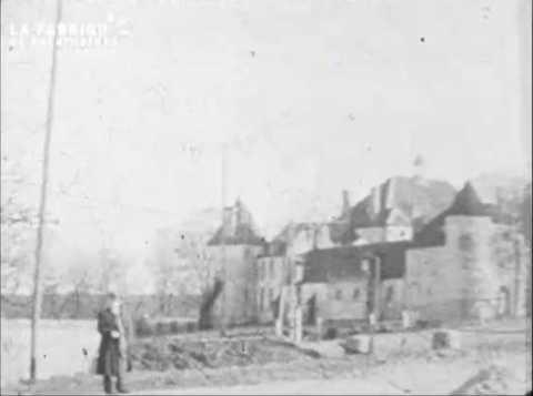 1940, carrières dans l'Orne