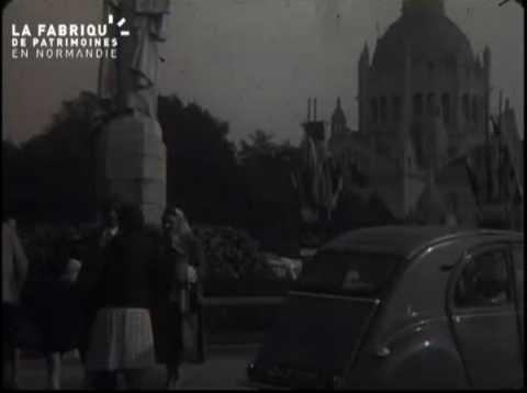 Séminaire à la basilique de Lisieux