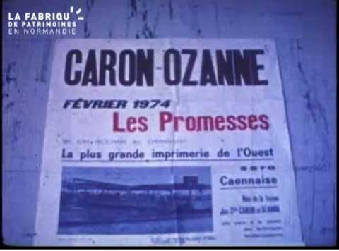 Imprimerie Caron-Ozanne (L')