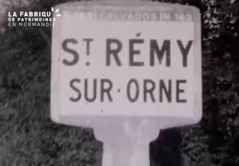 1953, Saint-Remy-sur-Orne