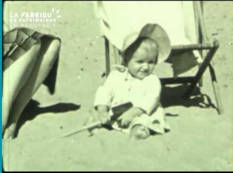 1946, vacances