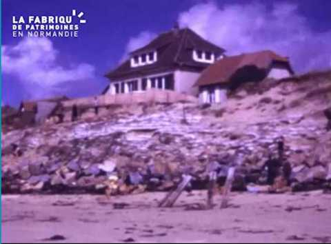 1968, Coutainville hors saison et foire Lessay