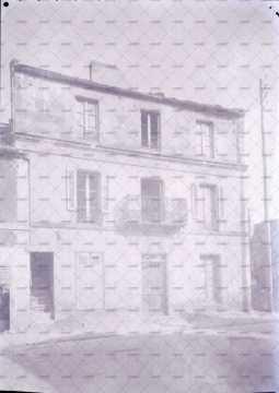Caen en ruines, 163 rue d'Auge