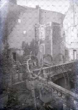 Caen en ruines, 51-53 rue de Geôle