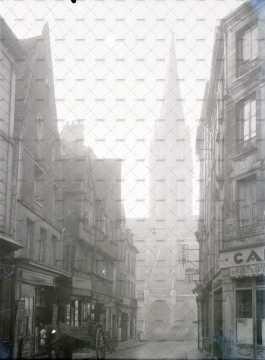 Caen, Rue Montoir Poissonnerie