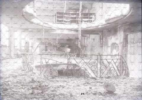 Caen en ruines, Priminime