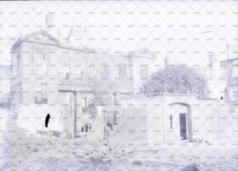 Caen en ruines, 18 rue de Bernières