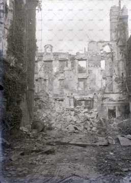 Caen en ruines, 51 rue de Geôle