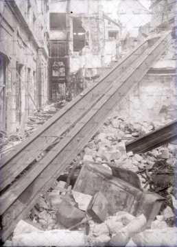Caen en ruines, 48 rue Saint-Jean