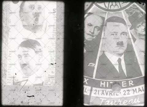 Dessin d'Hitler