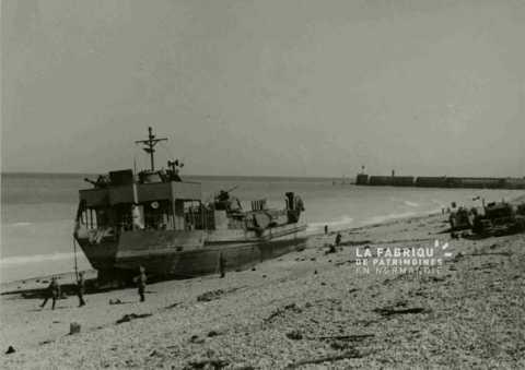 Le 19 août 1942 - Opération Jubilee, le raid de Dieppe