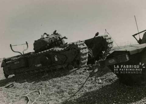 Le 19 août 1942, opération Jubilée, raid de Dieppe
