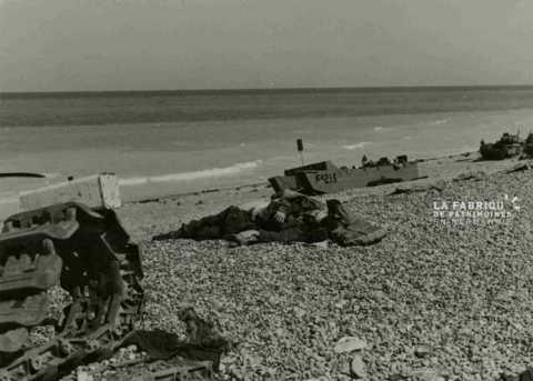 Le 19 août 1942, l'opération Jubilee, le raid de Dieppe