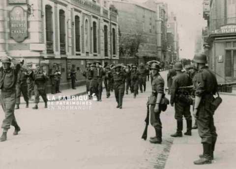 Le 19 août 1942, opération Jubilee, le raid de Dieppe