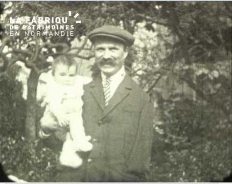 Famille aisée, années vingt et trente à Granville