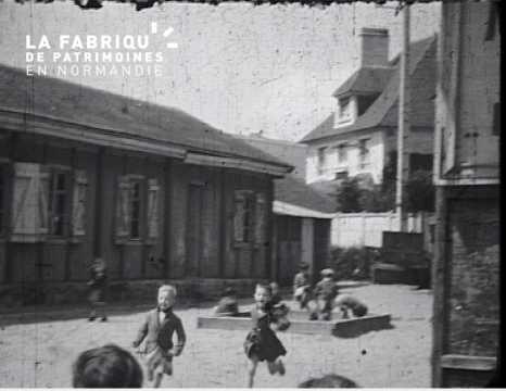 Après-guerre dans le Calvados