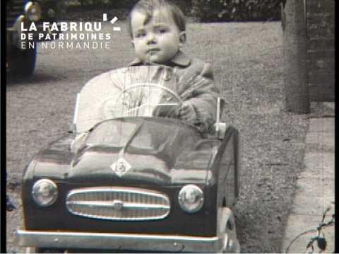 Vie de la famille Bourdin dans les années 1950