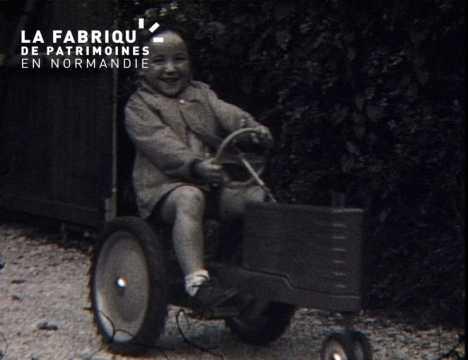 Vie de la famille Bourdin à la fin des années 1950 et début des années 1960