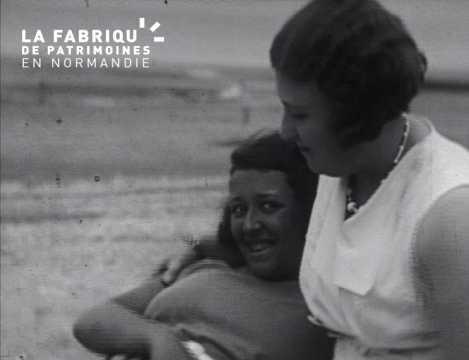 Saint-Aubin-sur-mer dans les années trente