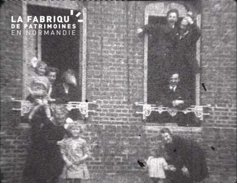 Vie d'une famille des années 1920 aux années 1960
