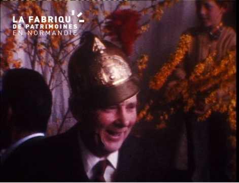 40ème anniversaire du Débarquement à Saint Aubin-sur-mer