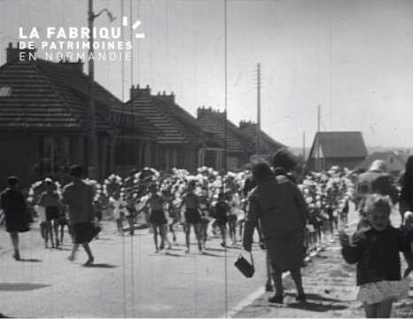 Après-guerre à Colombelles
