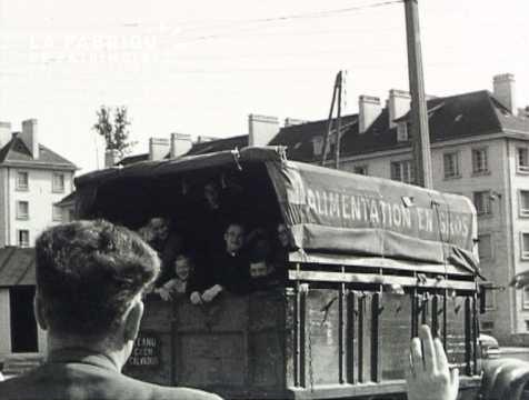 Colonie de vacances 1952