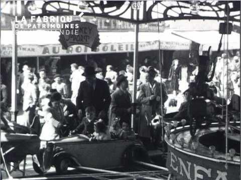 Famille Châle en 1948 (La)