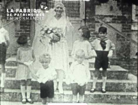 Mariage dans les années vingt