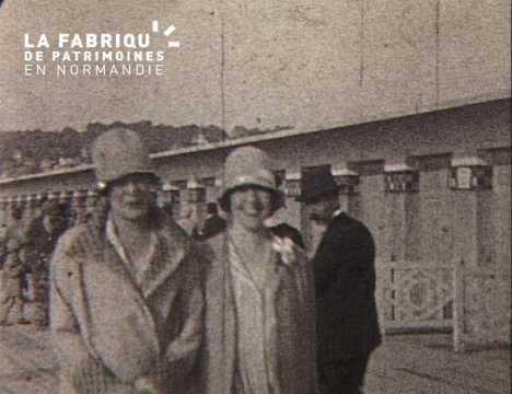 Deauville en 1927