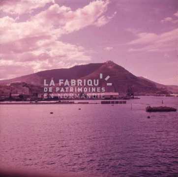 Port algérien durant la guerre d'indépendance