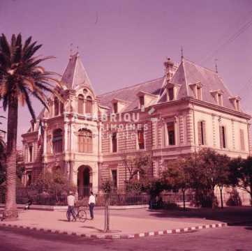 Villa en Algérie