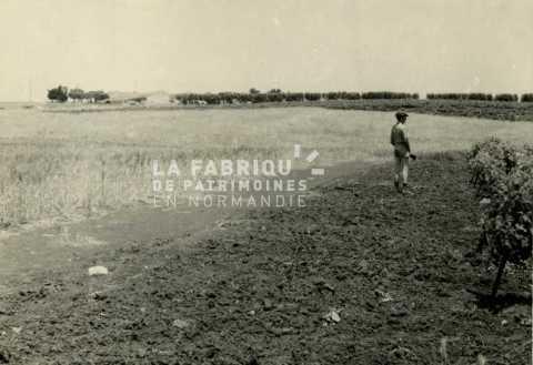 Soldat durant la guerre d'Algérie