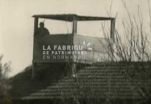 Mirador de l'armée française en Algérie