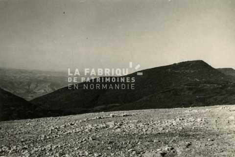 Montagnes en Algérie